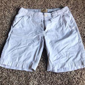 Men's light Khaki Shorts Size 30 Cremieux